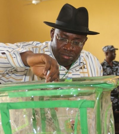 Bayelsa Polls Update: PDP Leads With 7,234 Votes, APC 1,948