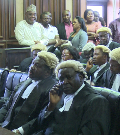 Armsgate: Court Grants Dokpesi N200m Bail
