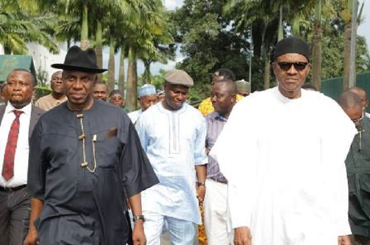GOV-AMAECHI-DAKUKU-PETERSIDE-AND-GENERAL-BUHARI