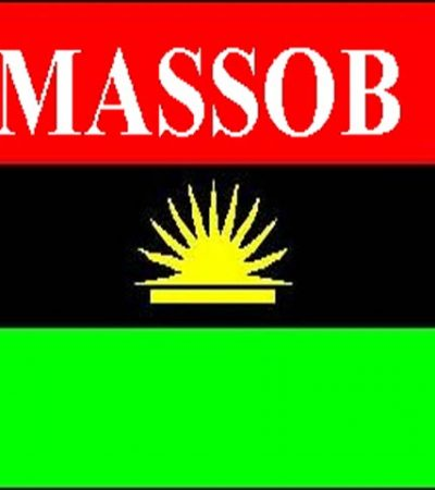 MASSOB Elections Will Hold In South East, South South