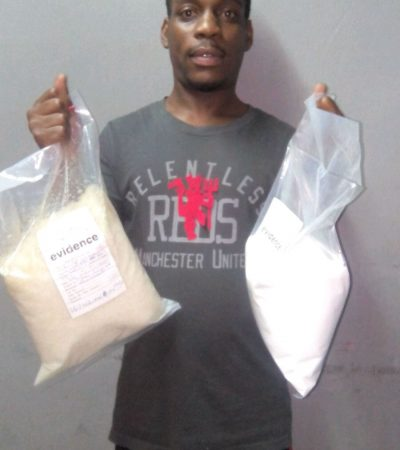 Drug Trafficking: NDLEA Arrests South African, 2 Others