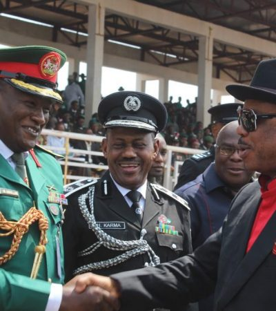 Obiano Applauds Nigerian Military on Terror War