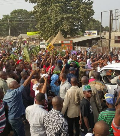 Appeal Court Ruling: Wagbara, Amuta Lead Protest In Aba