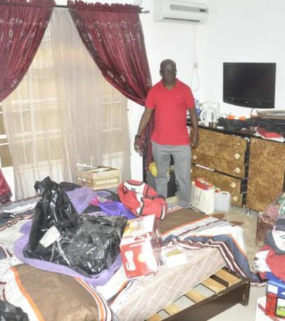 DSS, Soldiers Invade Abia Commissioner's Residence