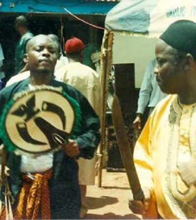 The Okwukwu Ceremony (Final Burial) In Obowo –By Chidiebere Ojogho