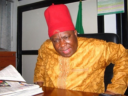 Anambra Central Senate: Umeh Charges Electorates To Guard Their Votes