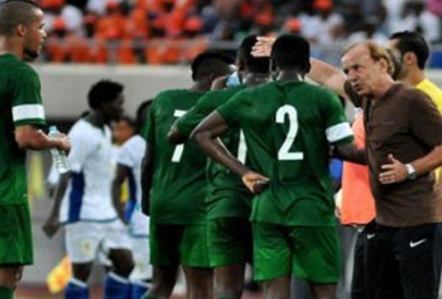 Nigeria Vs Ghana: Super Eagles Set For Crucial Clash