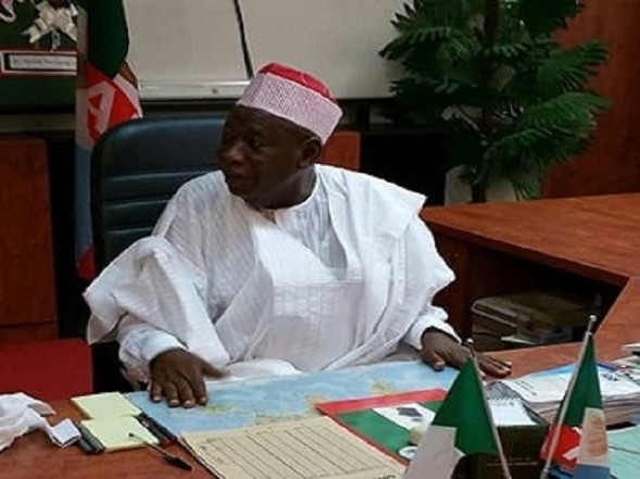 Gov Ganduje's Convoy Attacked By Armed Robbers In Plateau State