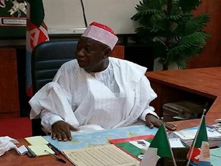Kano state governor, Dr. Abdullahi Ganduje