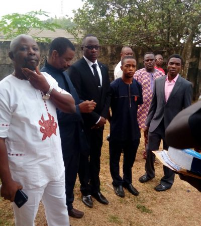 Edo Council Boss, Five Other Docked for Contract Scam