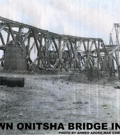 Straightening The Records: Nigeria Civil War (1967 – 1970) Nigeria Bridge Tragedy (General Murtala Not To Be Blamed)