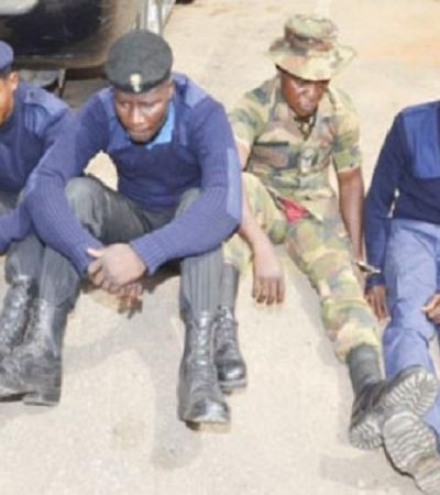 Tension In Enugu Community As Suspected Fake Soldiers Arrest 76 Locals Over Clash With Herdsmen