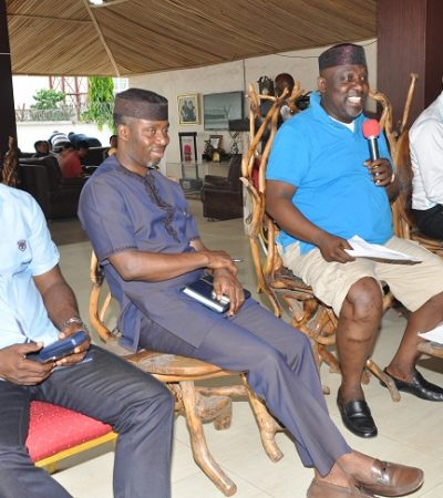 Governor Rochas Okorocha Refutes Media Report – Says He Didn't Travel Out As Claimed