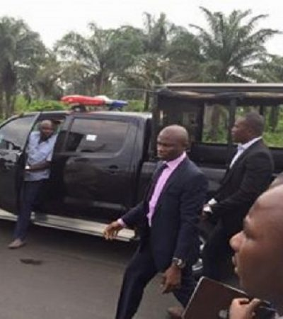 Gunmen Attack Ikpeazu's Convoy In Aba