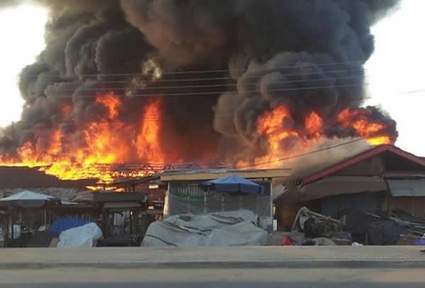 Ogbegonogo Fire: We Were Setup, Shop Owners Alleged