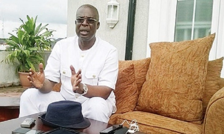 Sylva Warns About Dickson-Sponsored Campaign Of Distraction And Calumny