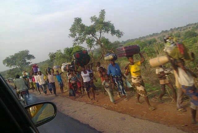Herdsmen Palaver: Pandemonium As Fulani Herdsmen Invade Obiaruku