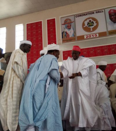 Ganduje Places Imams On Kano State Payroll
