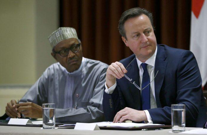 Buhari and Hammond