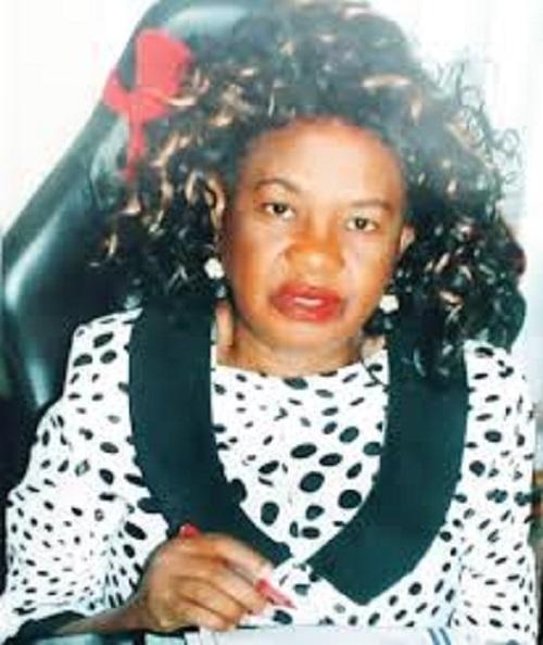 Mrs. Edna Mogekwu, Ogwashi-Uku Rector