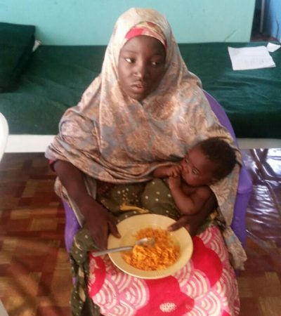 Update On The Rescue Of Abducted Chibok School Girl