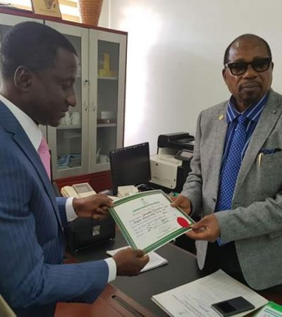 Court Stops Abia Chief Judge, Others From Swearing-in Ogah As Governor