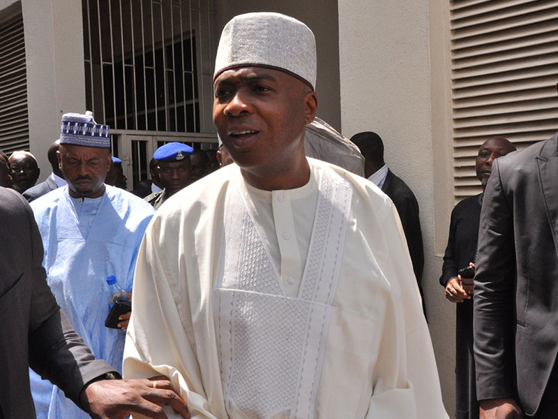 APC Spokesman Commends FG Over Withdrawal Of Forgery Case Against Saraki, Others