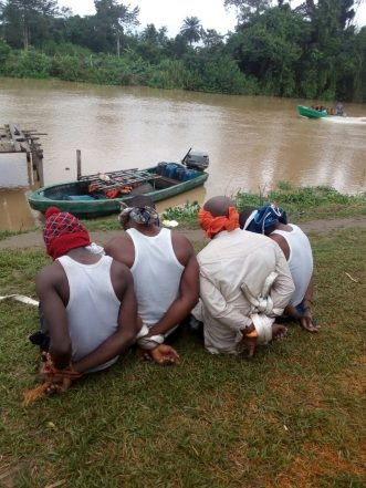 Police Arrest Niger Delta Avengers Leaders