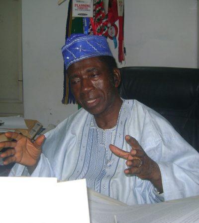 APC Not Responsible For PDP Crisis – Prof. Adeniran