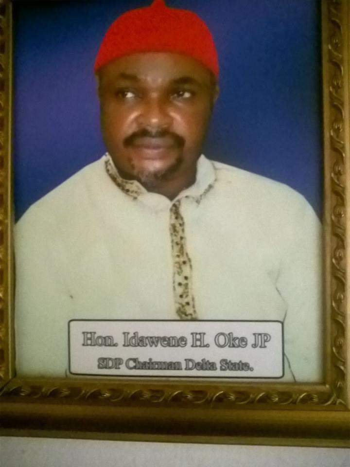 amb-hon-oke-idawene-chairman-sdp-delta-state