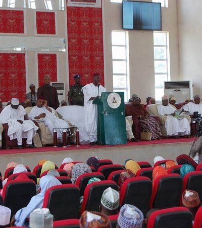 Don't Admit Unqualified Students – Kano Ag. Gov. Warns School Principals
