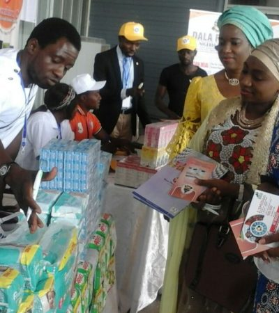 Senators Wives Forum Joins campaign, Donate to IDPs