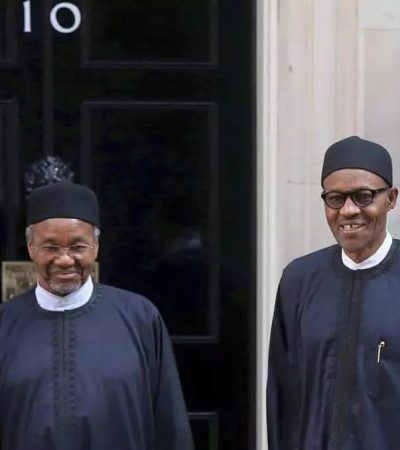 Buhari Orders Mammam Daura Out Of AsoVilla, Back To Kaduna