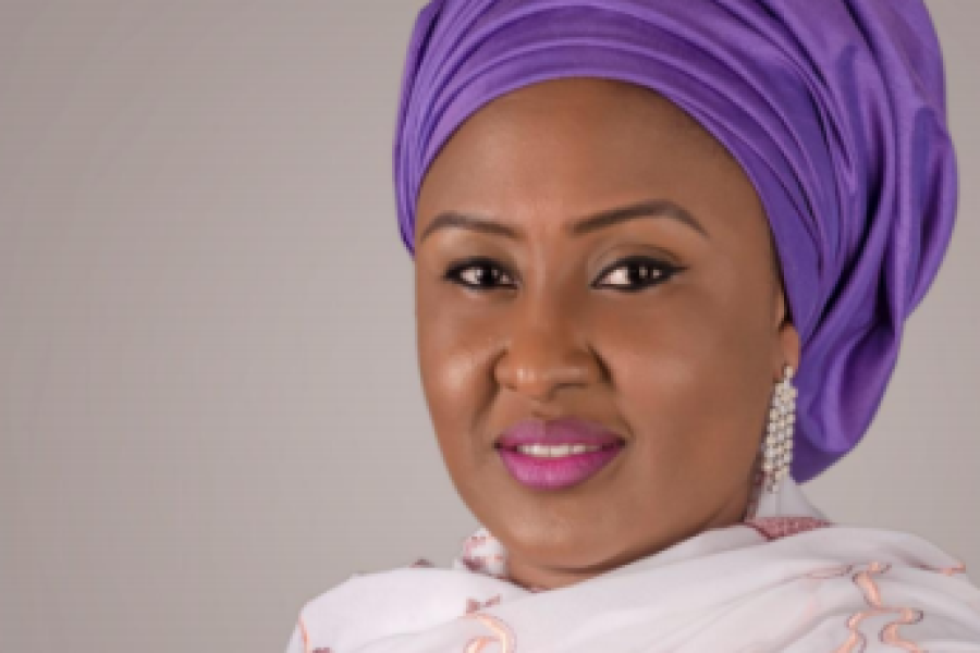 Malnutrition in IDPs Camps:Aisha Buhari, SUNTrust Bank MD, Others, Stage Protest Walk