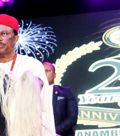 """Fed Cup: """"Win it for Anambra"""", Obiano Urges FC Ifeanyi Ubah"""