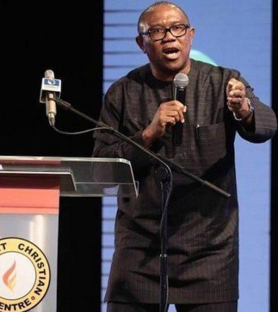 Peter Obi, Presidential Toga And N75 billion –By Udodi Amalunweze