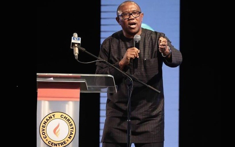 Peter Obi Must Leave The Stage, Anambra Is Doing Well…