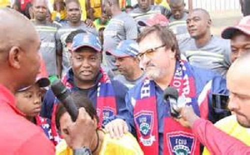 "Obiano Congratulates FC Ifeanyi Ubah, Describes Victory as ""Gift to Anambra State"""