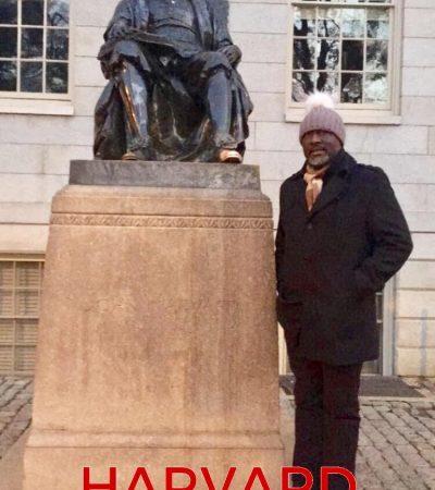 Melaye Returns To Harvard, Bags Emerging Global Leader Cert