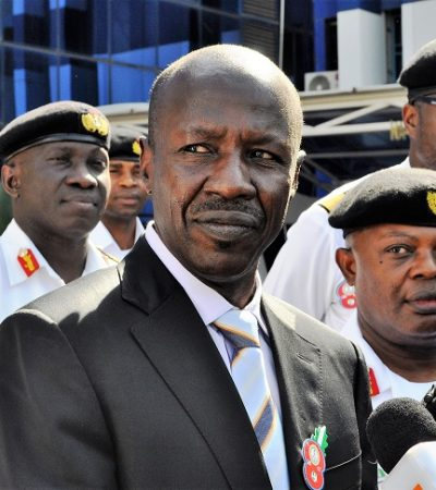 "Fear Grips President @Mbuhari As EFCC's Magu Embark On Blackmailing Spree Of ""Cabals"" Over NIPSS Course"