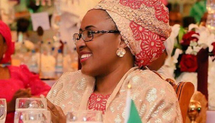 N2.5bn Scandal: PDP Mocks Buhari, Says First Lady Is Entangled