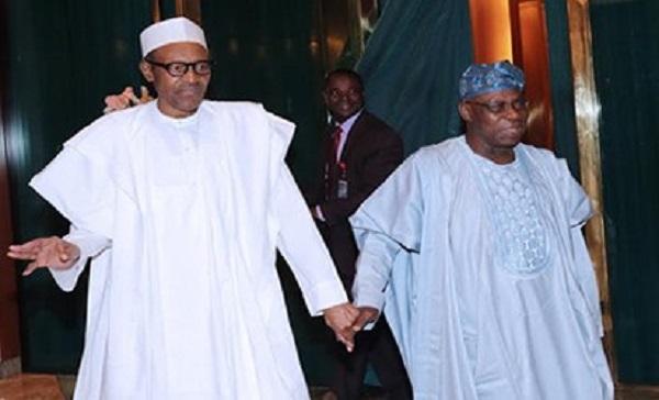Buhari Wants To Set Me Up Like Saraki –Obasanjo