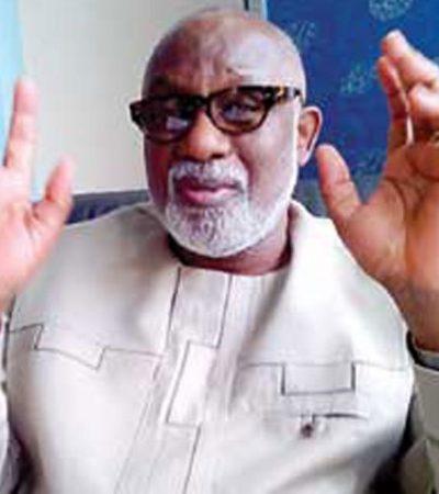 APC Gov, Akeredolu Working Against Buhari, Group Tells Oshiomhole