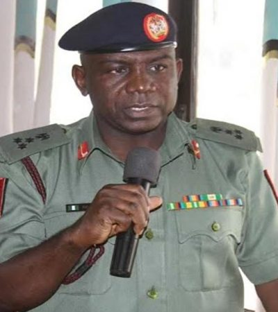 DG NYSC Warns Serving Corps Members To Avoid Frequent Travels