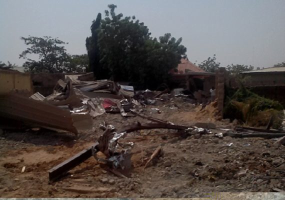 Jigawa Commences Demolition Of Churches