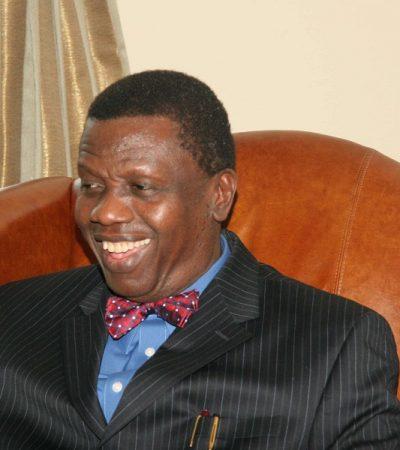 Jollof Rice Made Me Go To UNN – Pastor Adeboye