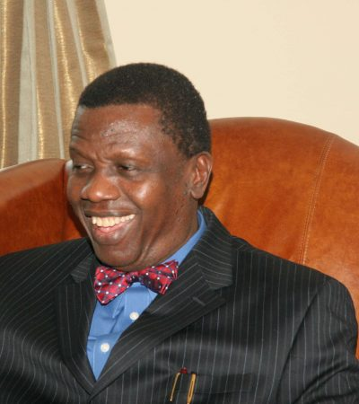 Pastor E.A Adeboye Remains General Overseer Of RCCG, Worldwide