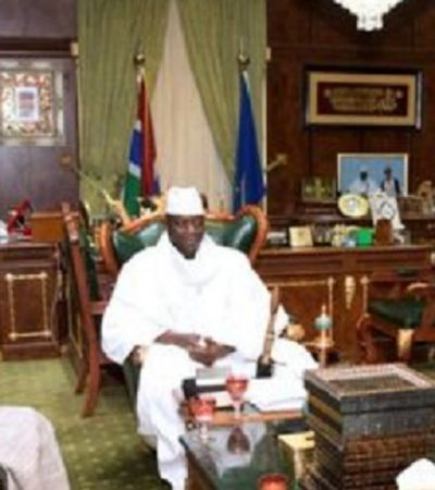 Once Upon A Time in Gambia – By Reuben Abati