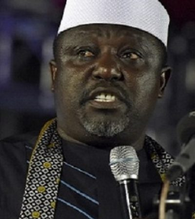 """I've Not Endorsed Anybody, But Araraume Won't Be Imo Governor In 2019"" – Okorocha"