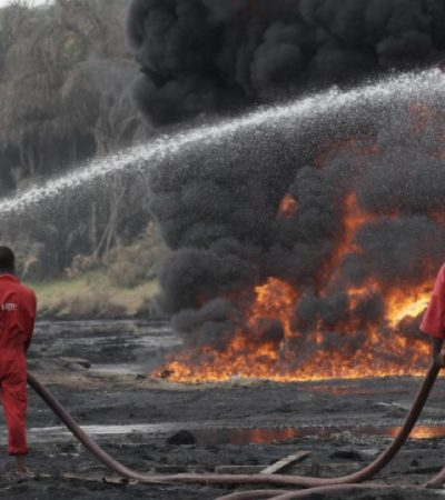 Militants Blow NPDC Pipeline In Delta